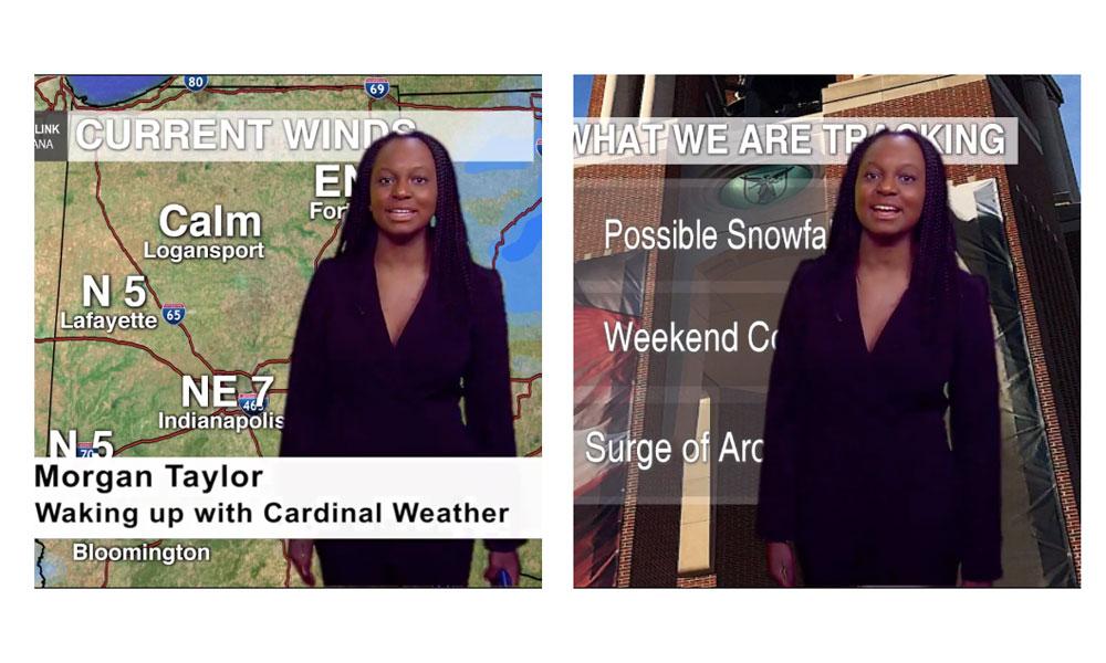 Morgan Taylor Cardinal Weather.